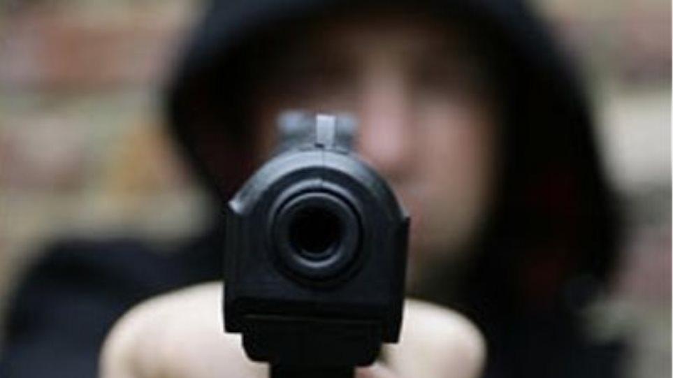 Βίαιη ληστεία στην Χαλκίδα