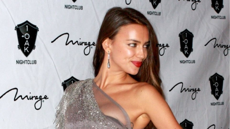 Σέξι στο Λας Βέγκας η Irina Shayk