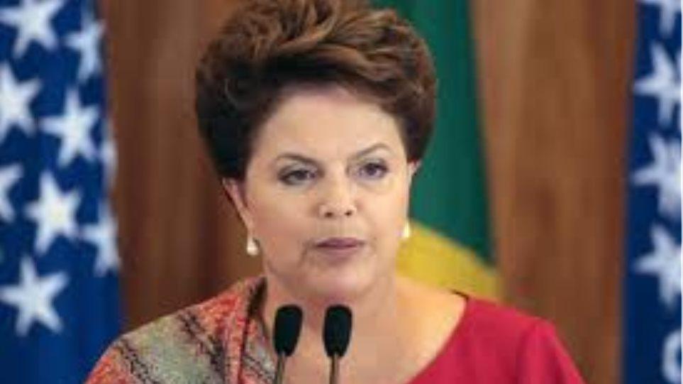 Για πρώτη φορά πρόεδρος της Βραζιλίας στον Λευκό Οίκο