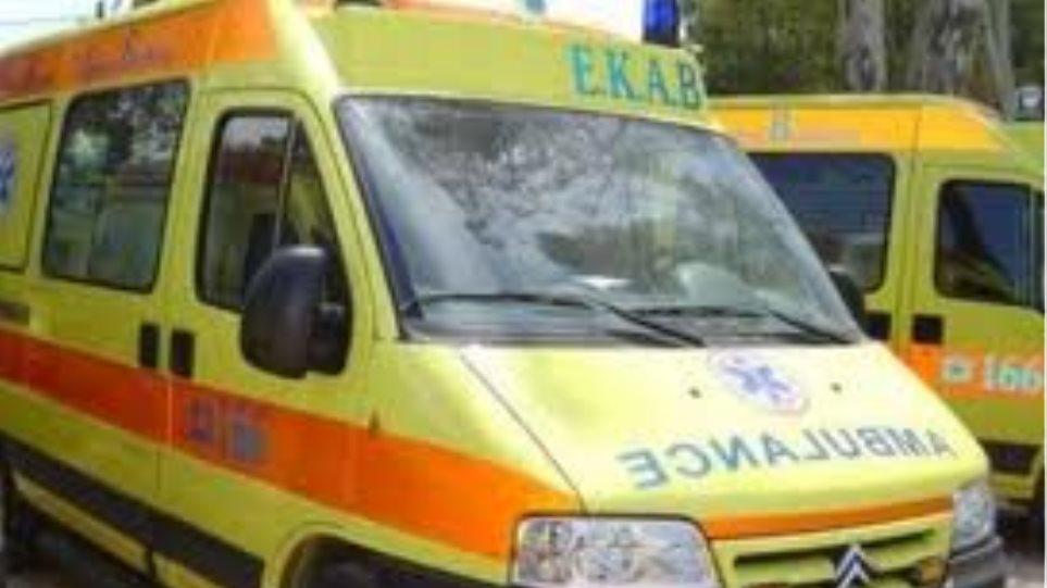 Εργατικό ατύχημα στη Λάρισα