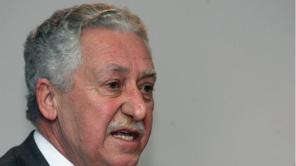 Κουβέλης: «Xτυπά τα εργασιακά το νέο Μνημόνιο»