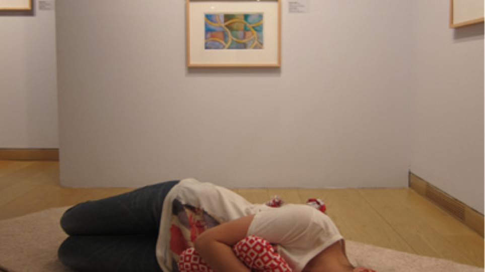 Museum Sleepover: Μια νύχτα στο Ίδρυμα Β. & Μ. Θεοχαράκη