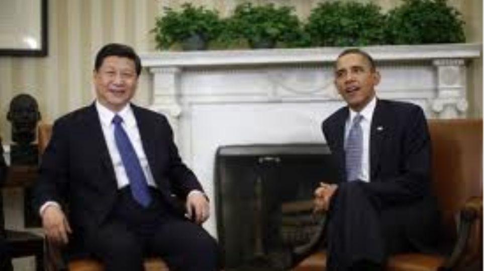 Ο Κινέζος αντιπρόεδρος προσκάλεσε τον Ομπάμα ξανά στην Κίνα