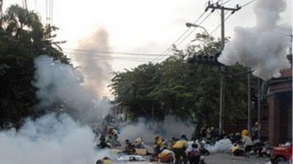 Ταϊλάνδη: Οι εκρήξεις είναι μέρος των διεθνών αναταράξεων