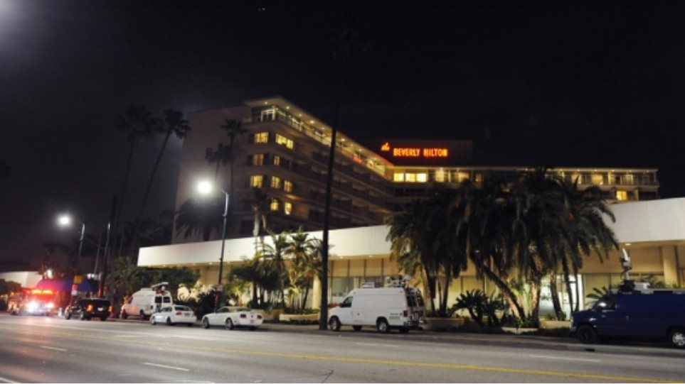 Tουριστική ατραξιόν το ξενοδοχείο που πέθανε η Houston