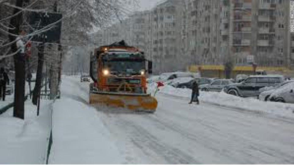 Ρουμανία: Επτά νεκροί από το κρύο το τελευταίο 24ωρο