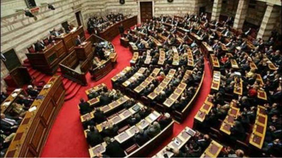 Αναβλήθηκε η συζήτηση στη Βουλή για το PSI