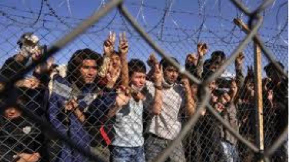 Σε απάνθρωπες συνθήκες «στοιβάζονται» οι μετανάστες στον Έβρο