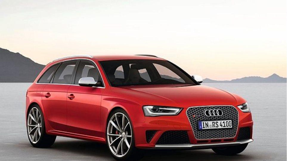 Τα πάντα για το.. οικογενειακό Audi RS4 Avant