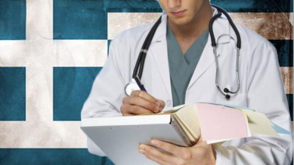 Η κρίση διώχνει τους Ελληνες γιατρούς από τη χώρα