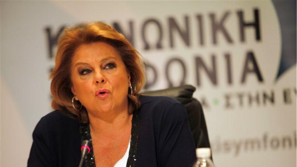 Λ. Κατσέλη: «Αναντίστοιχη με τη λαϊκή βούληση, η πολιτική που εφαρμόζεται»