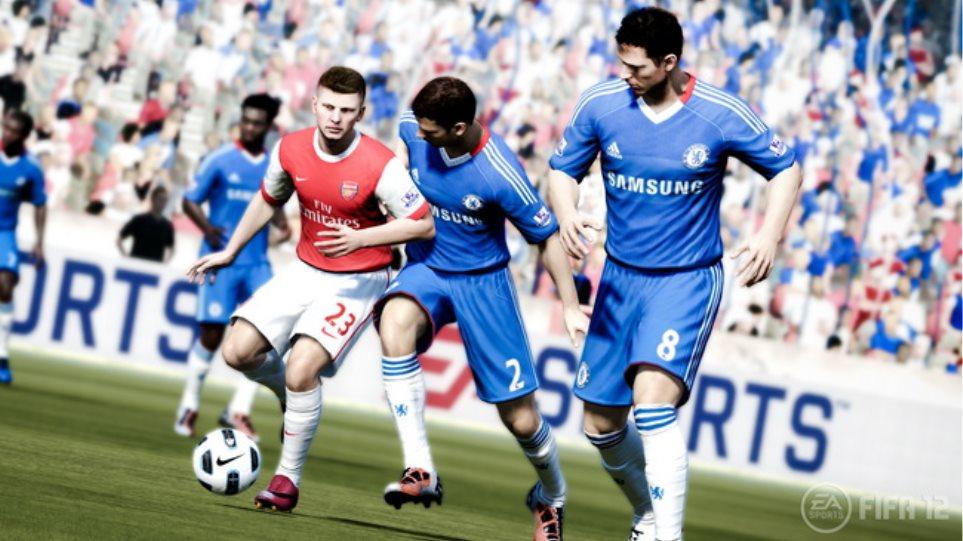 Πιο ρεαλιστικοί παίκτες στο FIFA 13