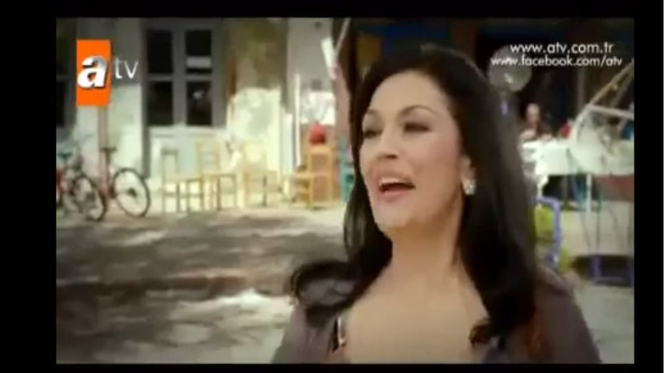 Η Ελένη Φιλίνη πρωταγωνίστρια σε τουρκικό σίριαλ!