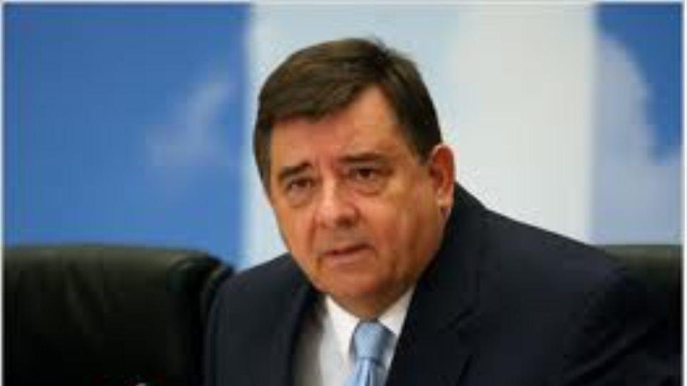 """Γ. Καρατζαφέρης: """"Βενιζέλος και Σαμαράς δεν μπορούν να πάνε κόντρα στο Μνημόνιο"""""""