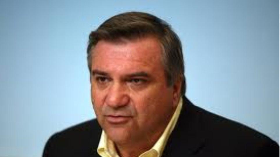 """Καστανίδης: """"Συγκυβέρνηση ΠΑΣΟΚ-ΝΔ σημαίνει ότι οδηγούμαστε στο σφαγείο"""""""