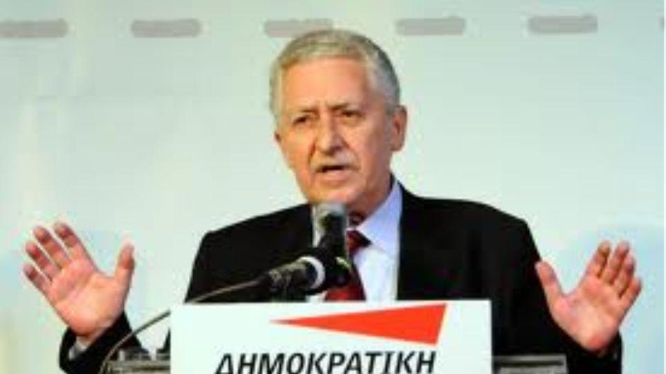 Φ. Κουβέλης: Στις 6 Μαΐου να ακυρωθεί η πολιτική ΠΑΣΟΚ-ΝΔ