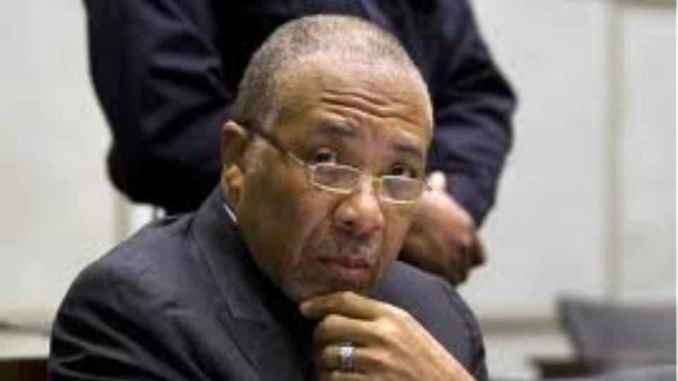 Πρόταση για κάθειρξη 80 ετών στον Τσαρλς Τέιλορ