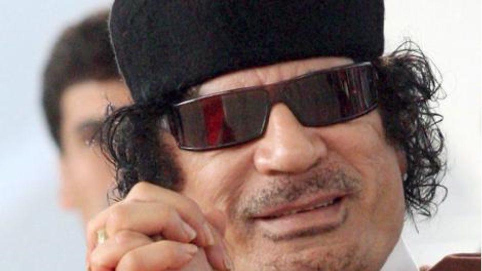 """Η οικογένεια Καντάφι """"ξέπλυνε κεφάλαια στις Βρυξέλλες"""""""
