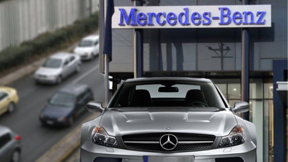 Αποχωρεί η Mercedes από την Ελλάδα;