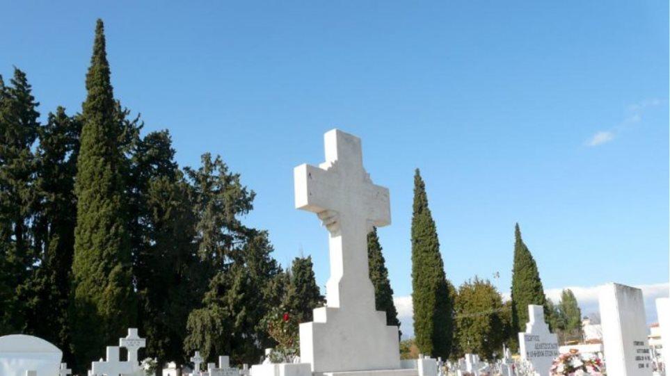 Ληστεία στο νεκροταφείο Π. Φαλήρου
