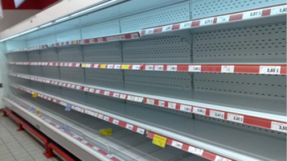 ICAP: Η κρίση «εξαφανίζει» προϊόντα από τα ράφια