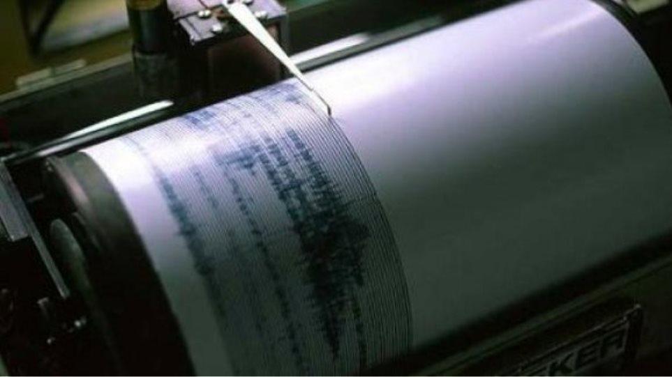 Ασθενής σεισμική δόνηση 3,7 Ρίχτερ στην Κρήτη