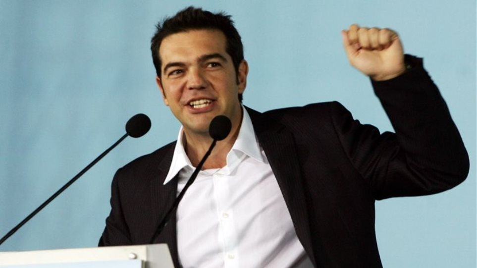 Tsipras: Schäuble, you vote for Samaras and Venizelos