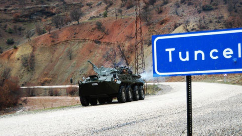 Νεκροί τρεις Τούρκοι στρατιώτες σε συγκρούσεις με το PKK