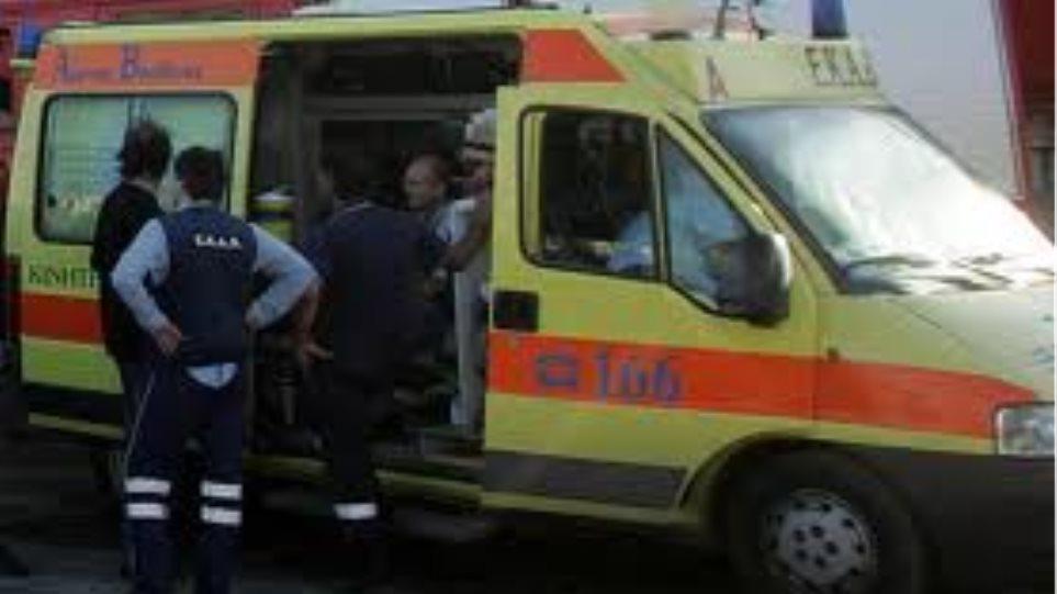 Δύο νεκροί από σύγκρουση ταξί με τρακτέρ