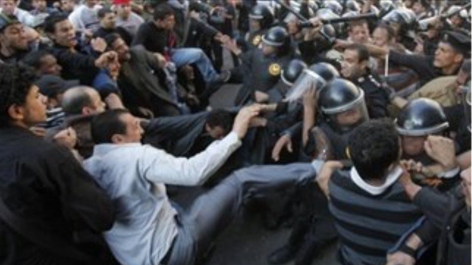 Δύο νεκροί και εκατοντάδες τραυματίες σε νέες συγκρούσεις στην Αίγυπτο