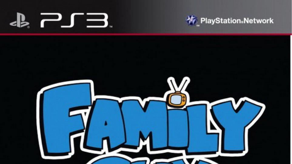 Family Guy τίτλος για PS3 και Xbox 360