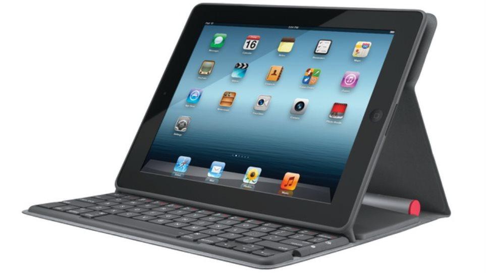 Ηλιακό πληκτρολόγιο για το iPad
