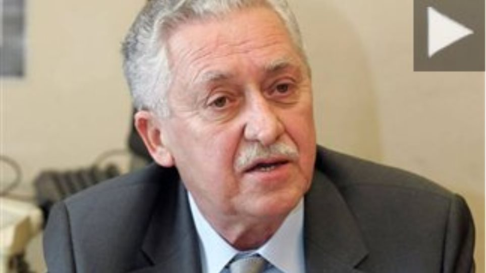 F. Kouvelis: We are voting so as to keep Greece alive