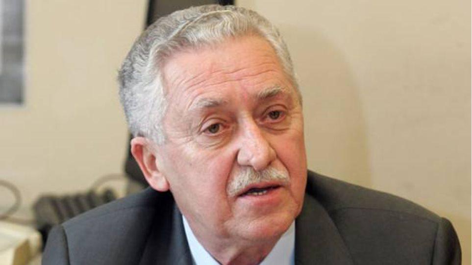 Φ. Κουβέλης: Ψηφίζουμε για να κρατηθεί η Ελλάδα ζωντανή