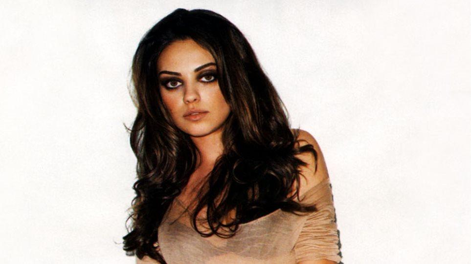Mila Kunis: «Έκλαιγα κάθε μέρα γιατί δεν μιλούσα αγγλικά»