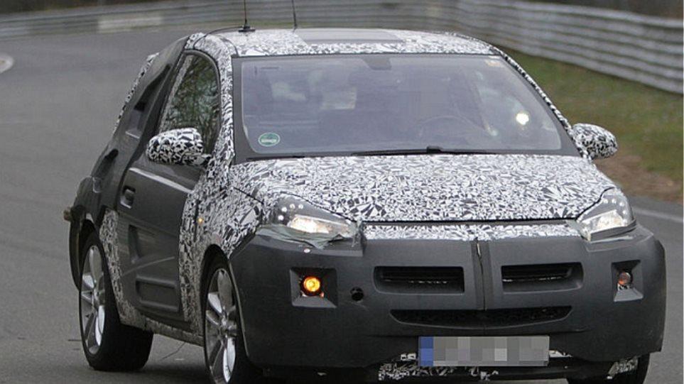 Πώς θα ονομαστεί το νέο μικρό της Opel;