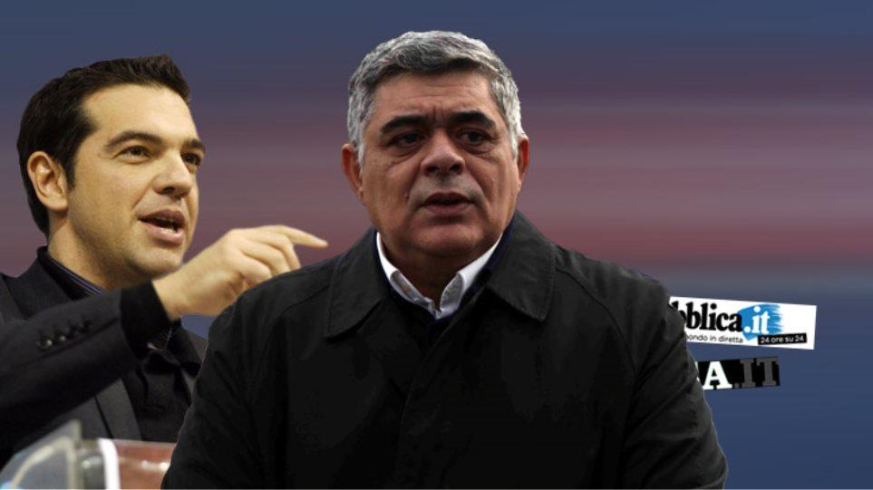 Τσίπρας - Μιχαλολιάκος, πρόσωπα των εκλογών για τους ξένους