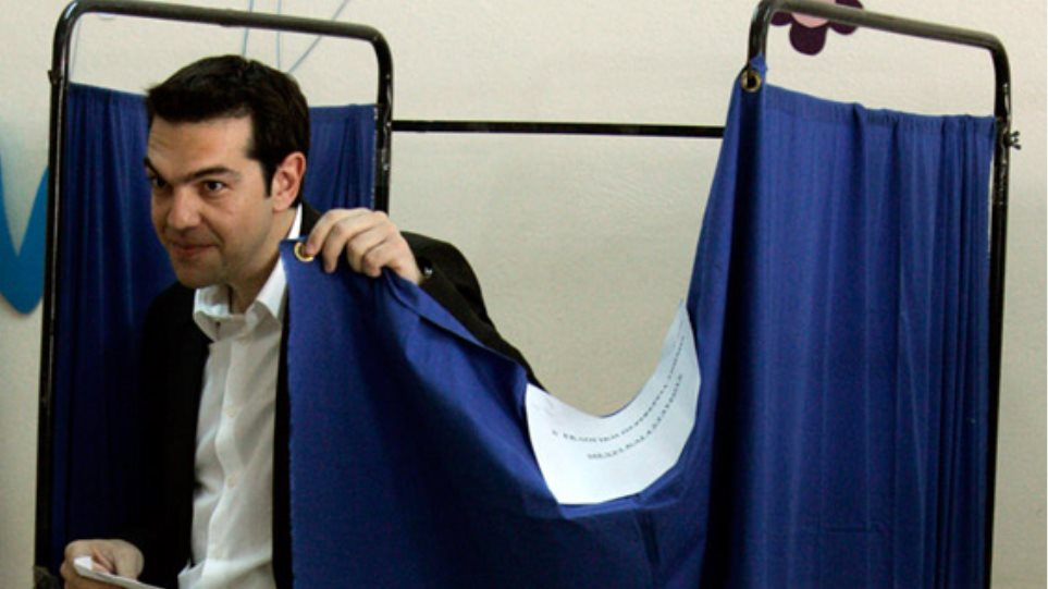 """Βεβαιότητα Τσίπρα ότι ο λαός """"θα γυρίσει σελίδα"""""""