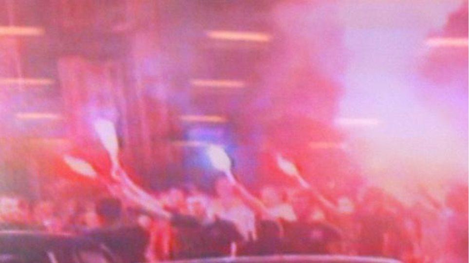 Πανηγυρισμοί από μέλη της Χρυσής Αυγής στην Θεσσαλονίκη