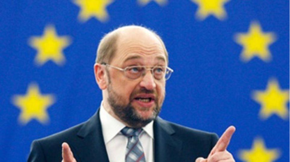 Πώς σχολίασε ο Μ.Σουλτς τις ελληνικές εκλογές