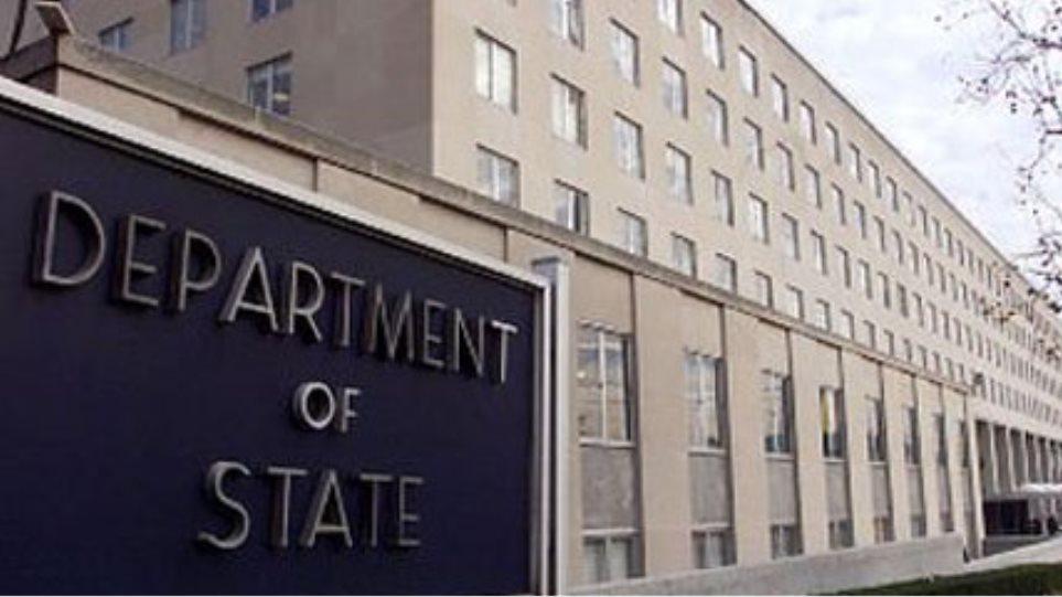 Δέσμευση των ΗΠΑ για συνεργασία με την Ελλάδα