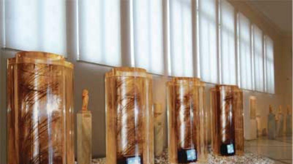 Μαριάννα Στραπατσάκη: Έκθεση στο Εθνικό Αρχαιολογικό Μουσείο