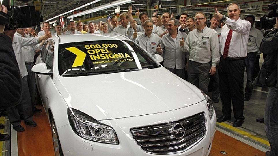 Opel: Δεν φεύγουμε από την Γερμανία