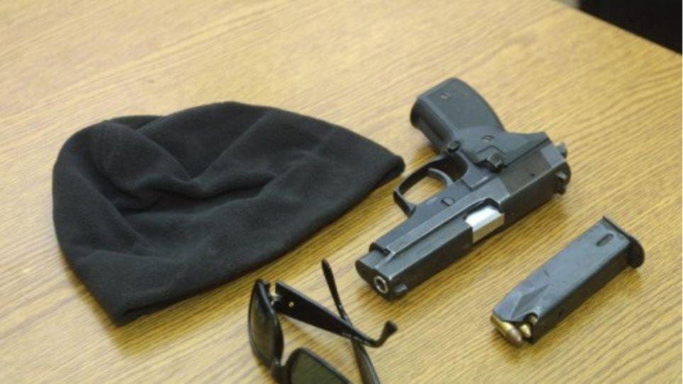 Συνελήφθησαν ανήλικοι για παράνομη οπλοκατοχή
