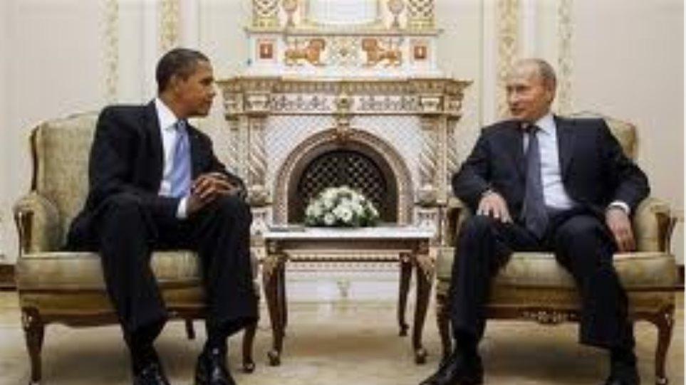 O Μεντβέντεφ στην G8 αντί για Πούτιν