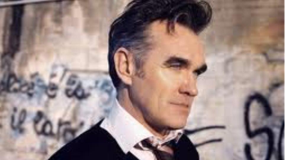 Στον Λυκαβηττό ο κορυφαίος Βρετανός Morrissey!