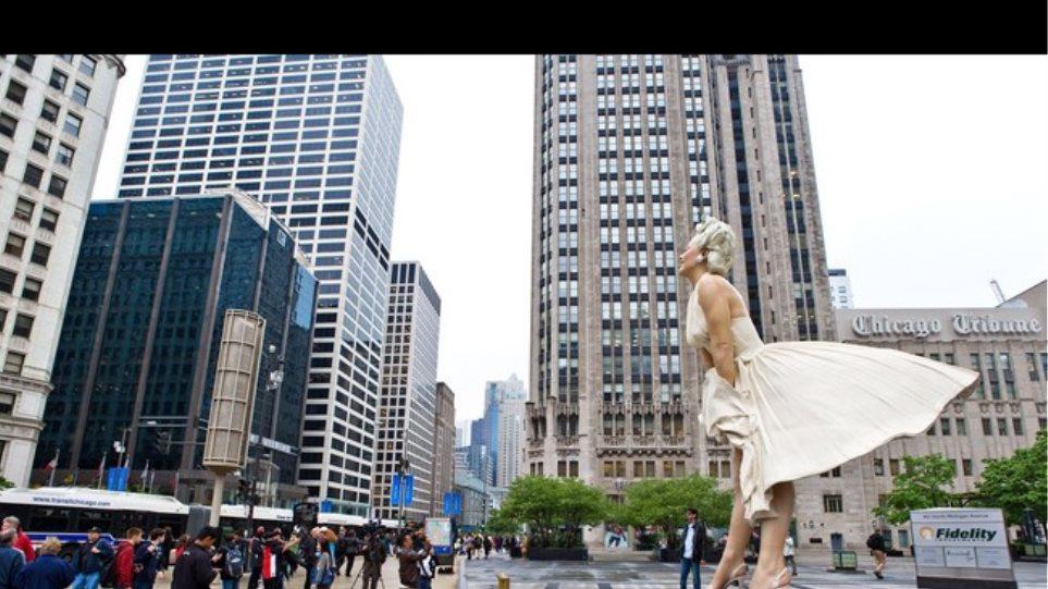 «Παντοτινή Marilyn» στο Σικάγο