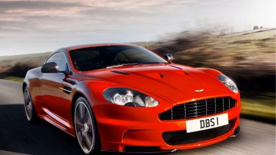 Κρίση και στην Aston Martin...