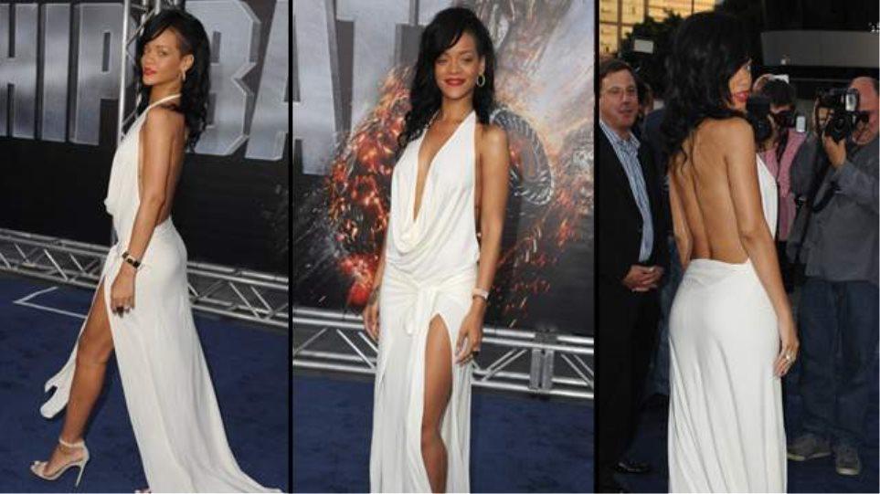 Η Rihanna ως «Ελληνίδα Θεά»