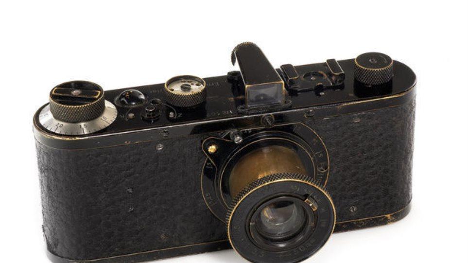 Η κάμερα των 2 εκατομμυρίων ευρώ!